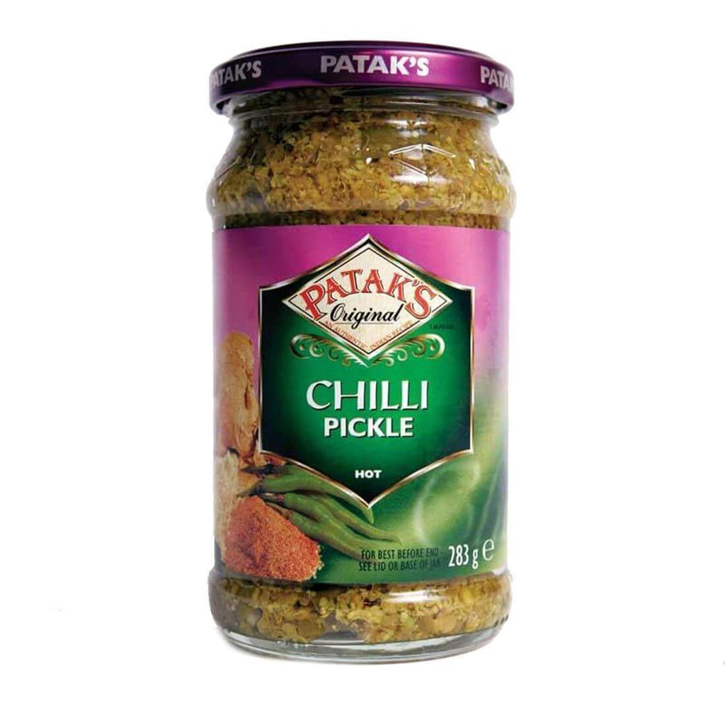 Pataks Chilli Pickle Hot 283g