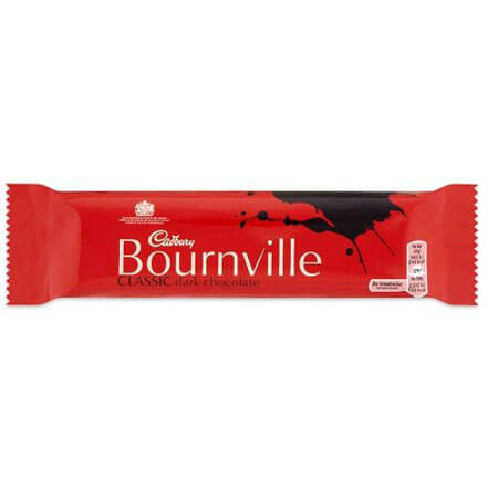 Cadbury Bournville Small Bar 45g