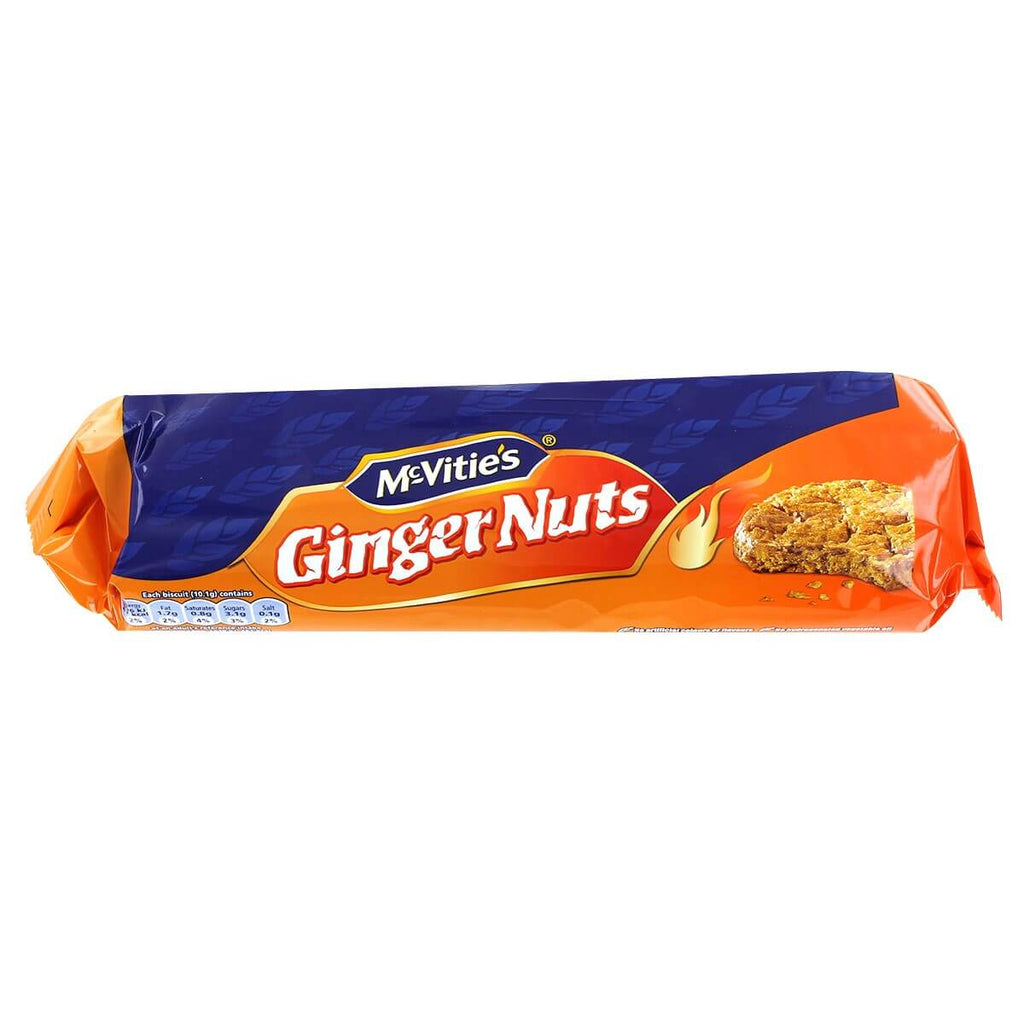 McVities Ginger Nut Biscuits 250g