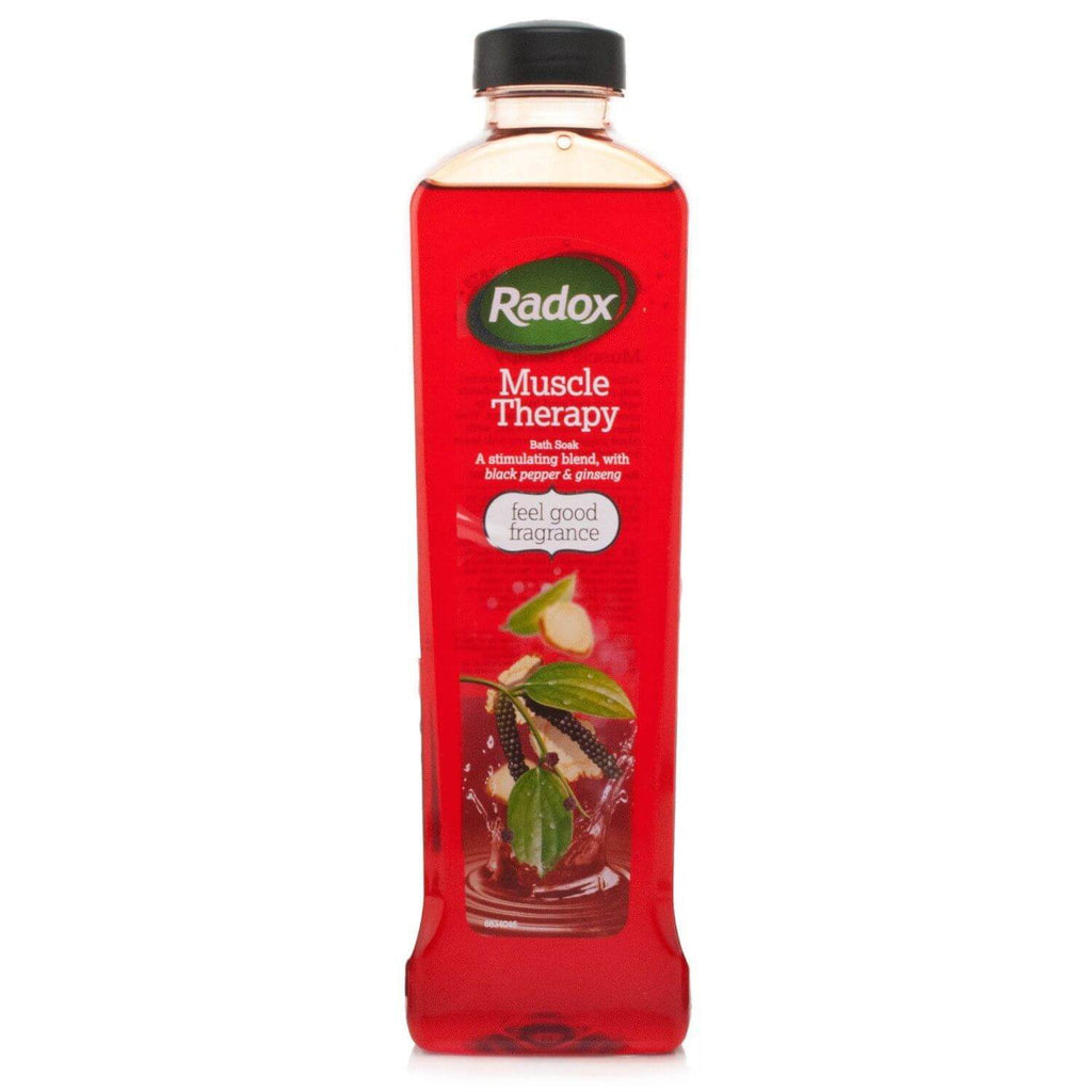 Radox Bath - Muscle Therapy Herbal  500ml