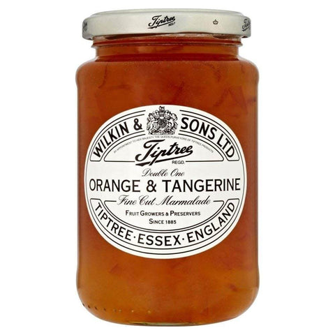 Wilkin and Sons Tiptree Orange and Tangerine Fine Cut Marmalade 454g