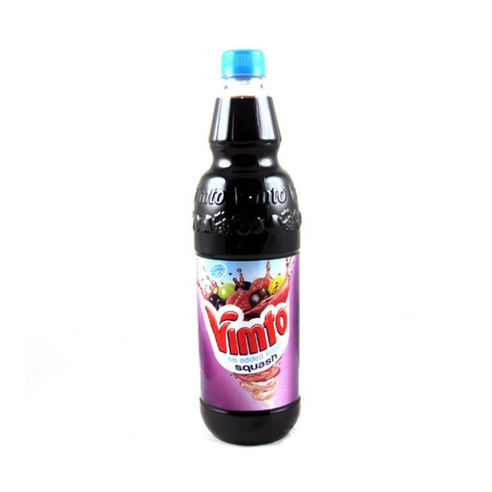 Vimto Squash - No Sugar Added  725ml