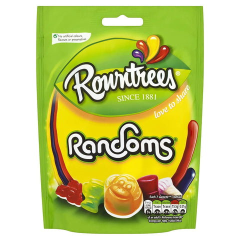 Nestle Rowntrees Randoms 150g