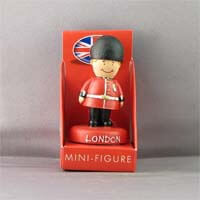 British Brands Wobbly Body Figure - Guardsman 300g