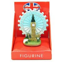 British Brands Boxed Figure - Big Ben and London Eye 400g