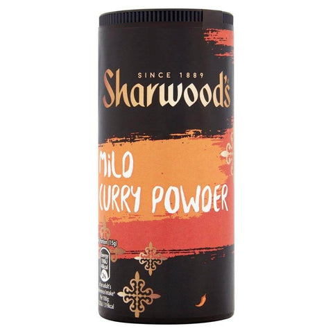Sharwoods Curry Powder - Mild 102g