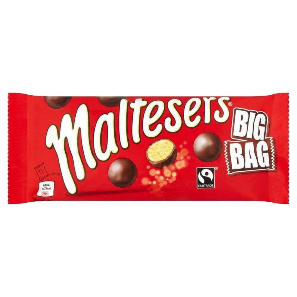 Mars Maltesers Big Bag 58.5g
