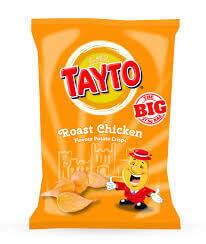Tayto Roast Chicken Potato Crisps 37.5g