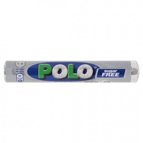 Nestle Polo Sugar Free Roll 33.4g