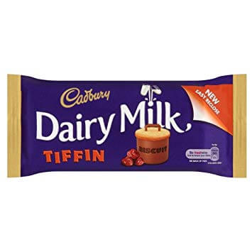 Cadbury Tiffin Bar 53g