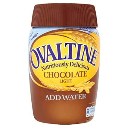 Ovaltine - Chocolate Light Powder 300g