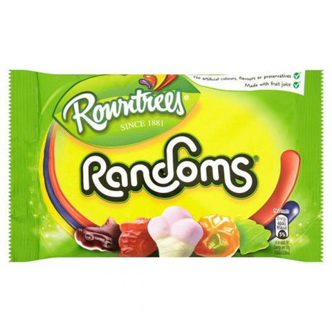 Nestle Rowntrees Randoms 50g