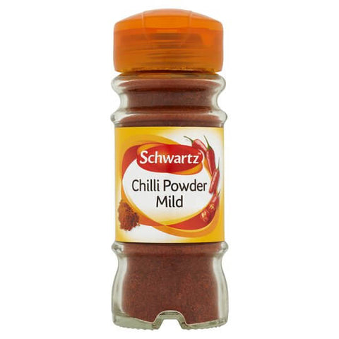 Schwartz Chilli Powder - Mild 38g