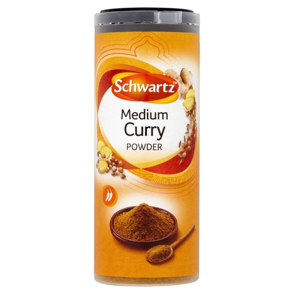 Schwartz Curry Powder - Medium 90g