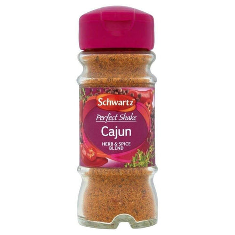 Schwartz Perfect Shake Cajun Herb and Spice Blend 44g