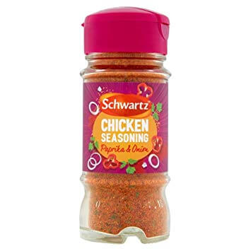 Schwartz Perfect Shake Chicken Herb and Spice Blend 50g