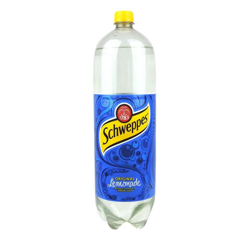 Schweppes Lemonade - Large Bottle 2L