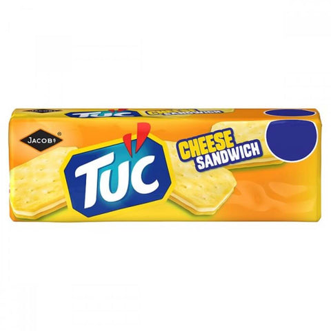Jacobs Tuc crackers - Cheese Sandwich 150g