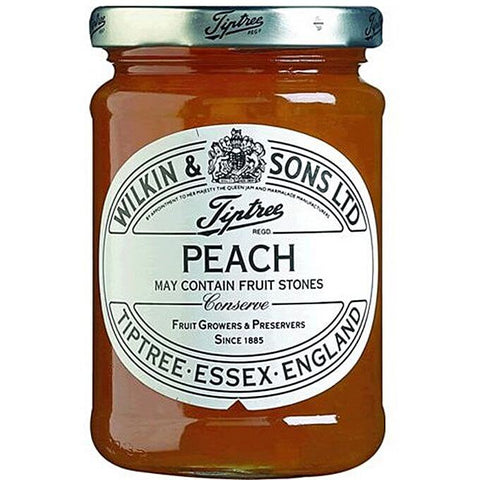 Wilkin and Sons Tiptree Peach Preserve 340g