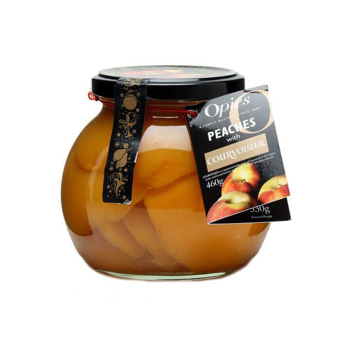 Opies - Peaches And Courvoisier 460g