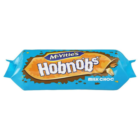McVities Hob Nobs - Milk Chocolate  262g