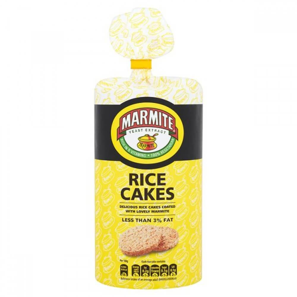 Marmite - Rice Cakes Large 110g