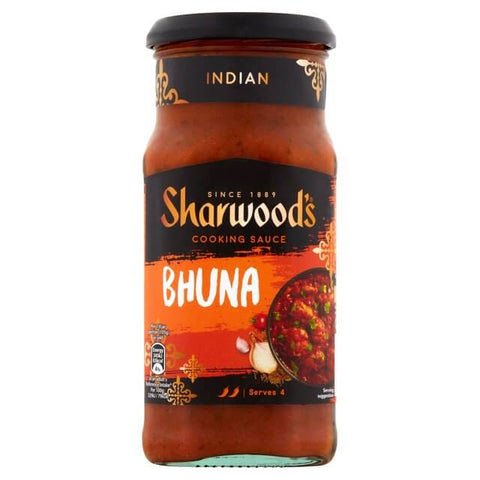 Sharwoods Cooking Sauce - Bhuna  420g