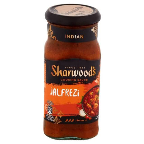 Sharwoods Cooking Sauce - Jalfrezi  420g