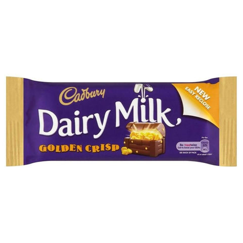 Cadbury Golden Crisp Bar 54g