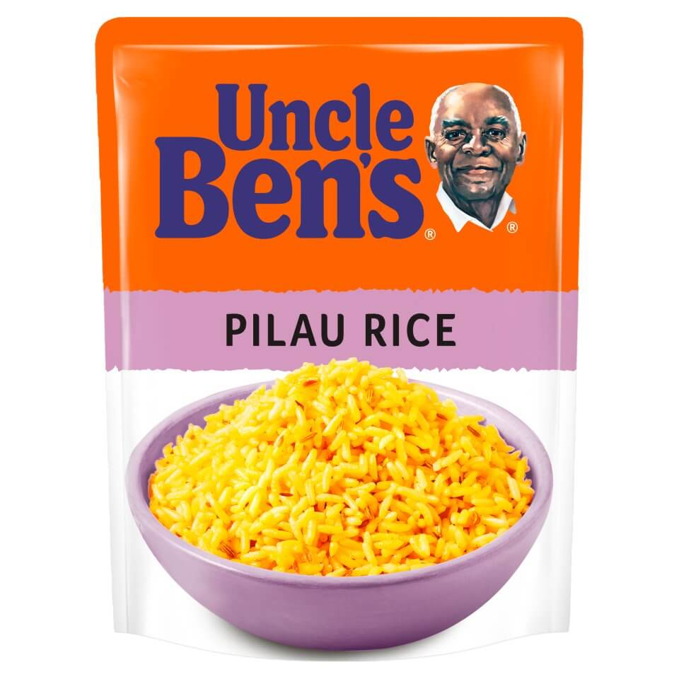 Uncle Bens Pilau Rice 250g