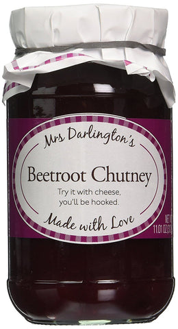 Mrs Darlingtons Beetroot Chutney 312g