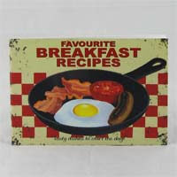 Favorite Breakfast Recipe Book 60g