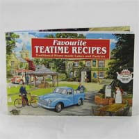 Favorite TeaTime Recipe Book 60g