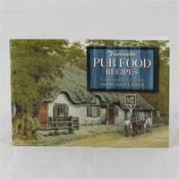 Favorite British Pub Food Recipe Book 60g
