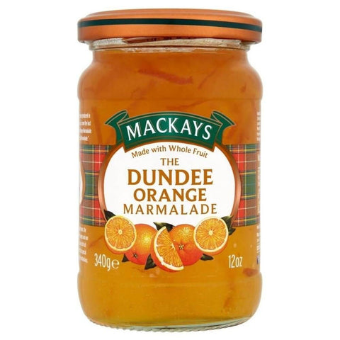 Mackays Marmalade -  Dundee Orange  340g