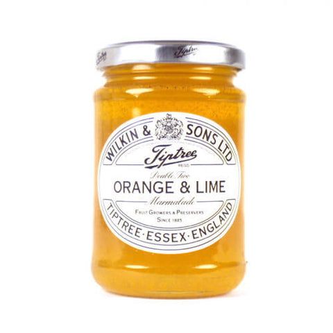 Wilkin and Sons Tiptree Double Two Orange and Lime Fine Cut Marmalade 340g