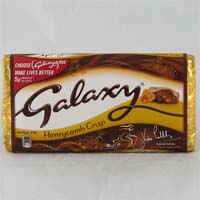 Mars Galaxy - Honeycomb Bar 114g