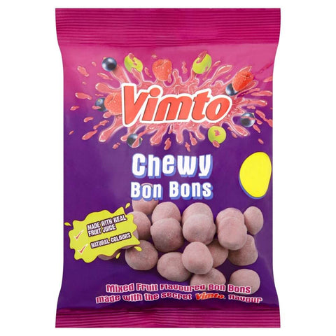 Vimto Chewy Bonbons Bag 165g