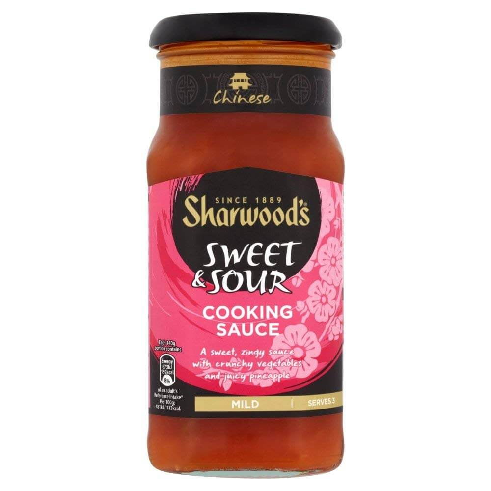 Sharwoods Sweet and Sour Cooking Sauce 425g