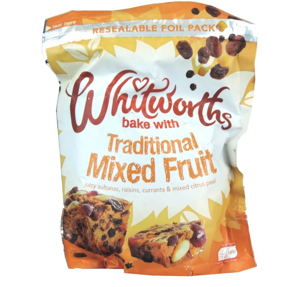 Whitworths Juicy Mixed Fruit Bag 350g
