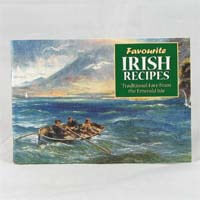 Favorite Irish Recipe Book 60g