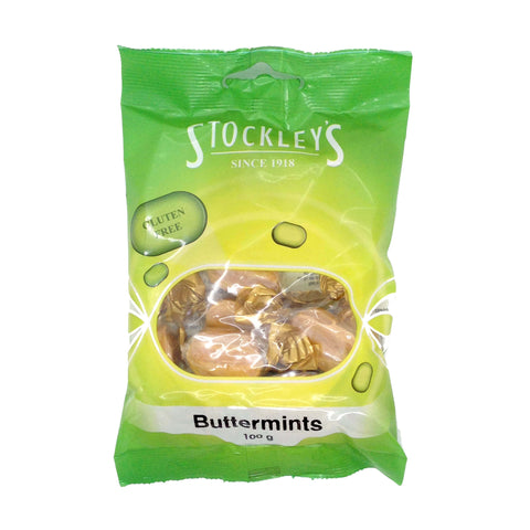 Stockleys Sweets - Buttermints 100g