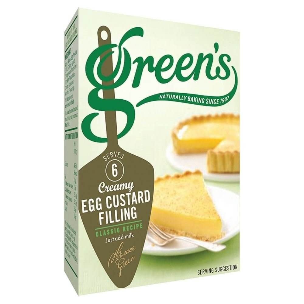 Greens Custard Filling Creamy Mix 54g