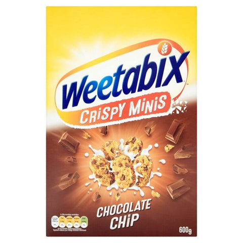 Weetabix Cereal - Crispy Minis Chocolate  600g