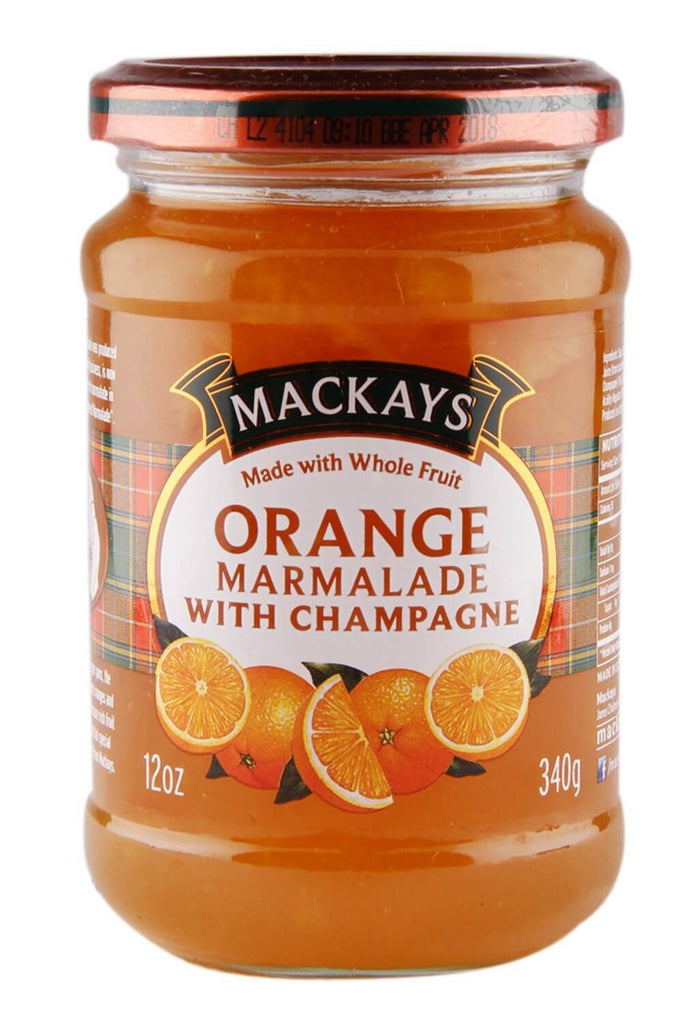Mackays Orange and Champagne Marmalade 340g