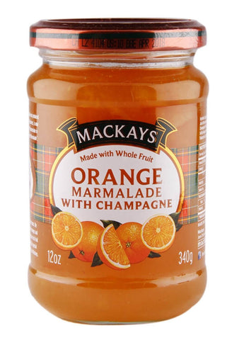 Mackays Marmalade - Orange and Champagne 340g