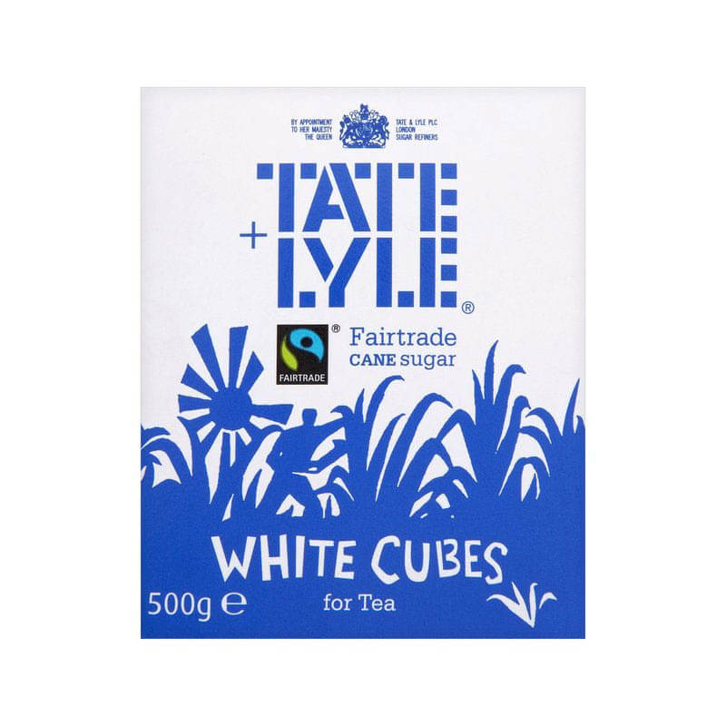 Tate and Lyle Sugar - White Cubes 500g