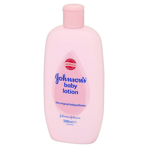 Johnsons Baby Lotion The Original Baby Softness 500ml