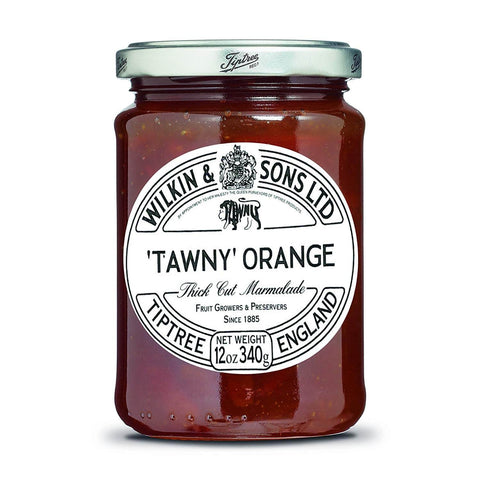 Wilkin and Sons Tiptree Tawny Thick Cut Orange Marmalade 340g