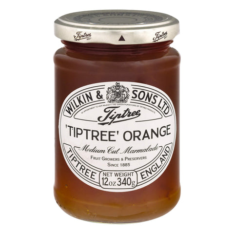 Wilkin and Sons Tiptree Orange Marmalade - Medium Cut  340g